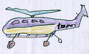 1. Imani, 8 years old DRC