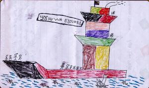Yoshua, 7 years old